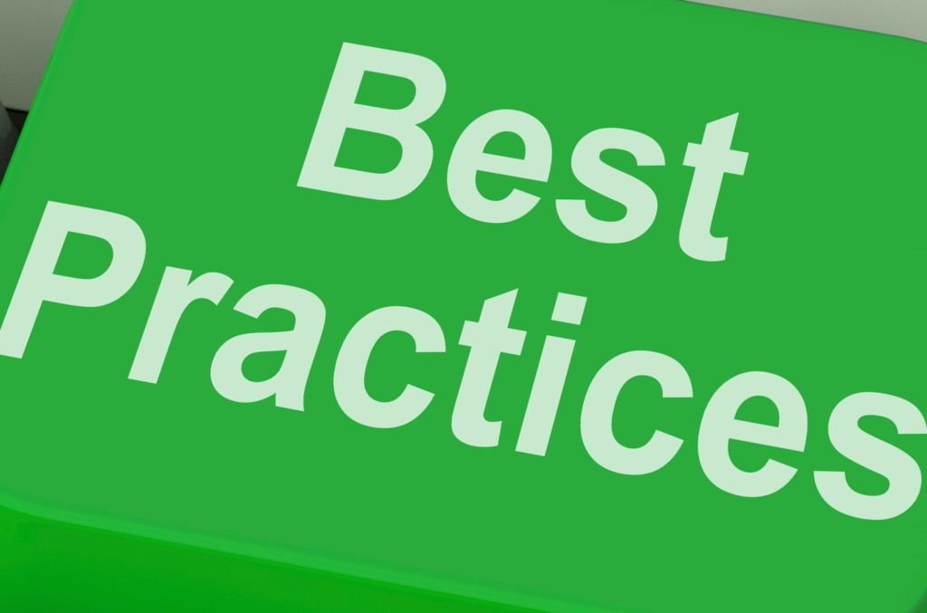 Domain Best Practices